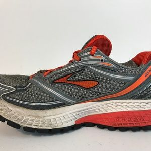 Brooks Shoes - Brooks Mens Ghost 6 Running Shoes Size 8 D